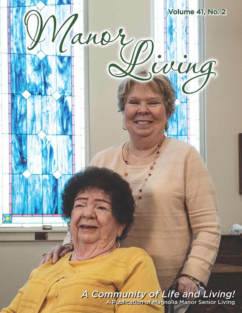 00803 Manor Living Magazine SPRING 2020_COVER