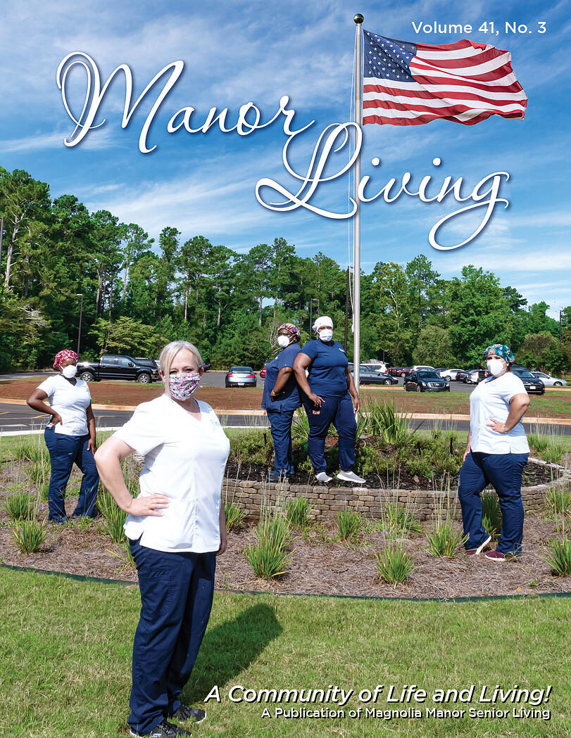 00860 Manor Living Magazine 52pages SUMMER 2020