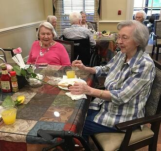 magnolia manor senior living retirement