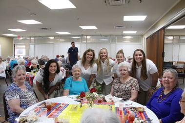 lonely seniors in georgia