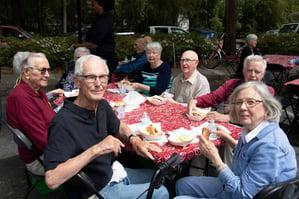 catered senior living georgia
