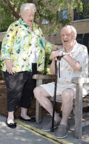 Affording senior living