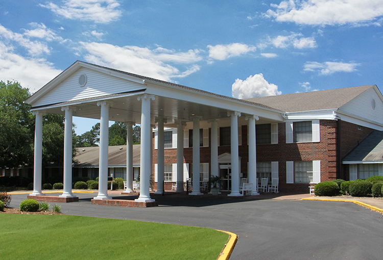 Americus georgia senior living