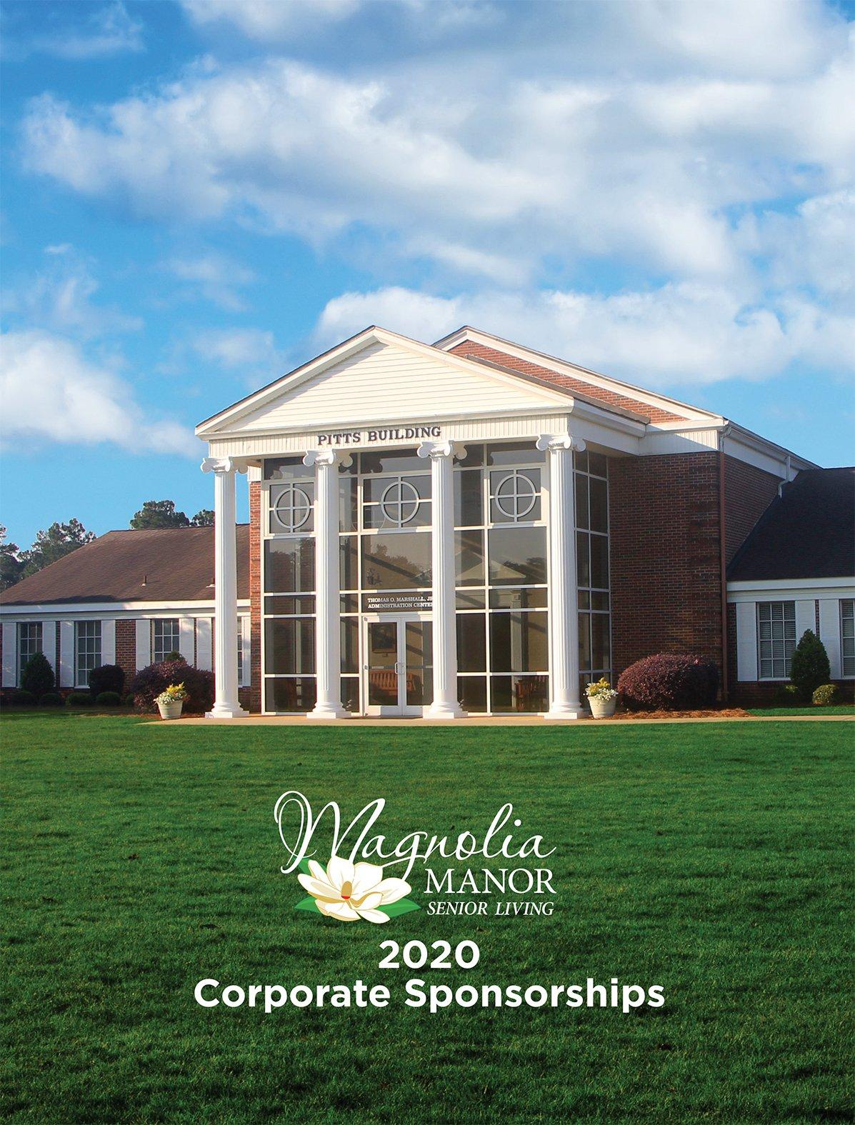 COVER Corporate Sponsor Brochure NOV19 2020