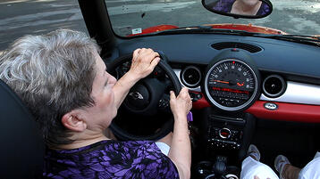 senior driving in georgia