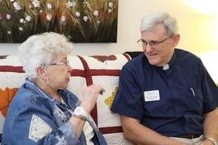 Chaplain Dan senior living georgia