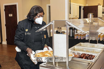 southern cooking senior living