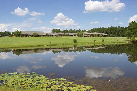 Moultrie pond