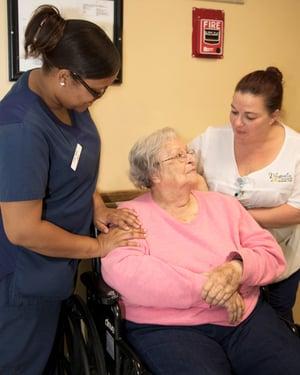 skilled nursing home in georgia