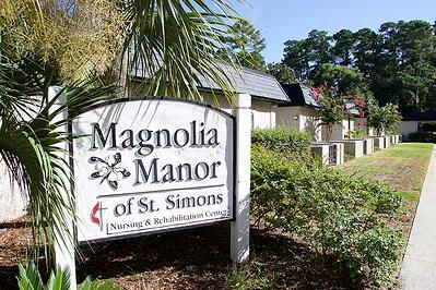 st. simons skilled nursing home georgia