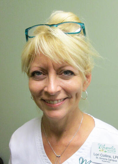 Lori Collins  LPN skilled nursing home