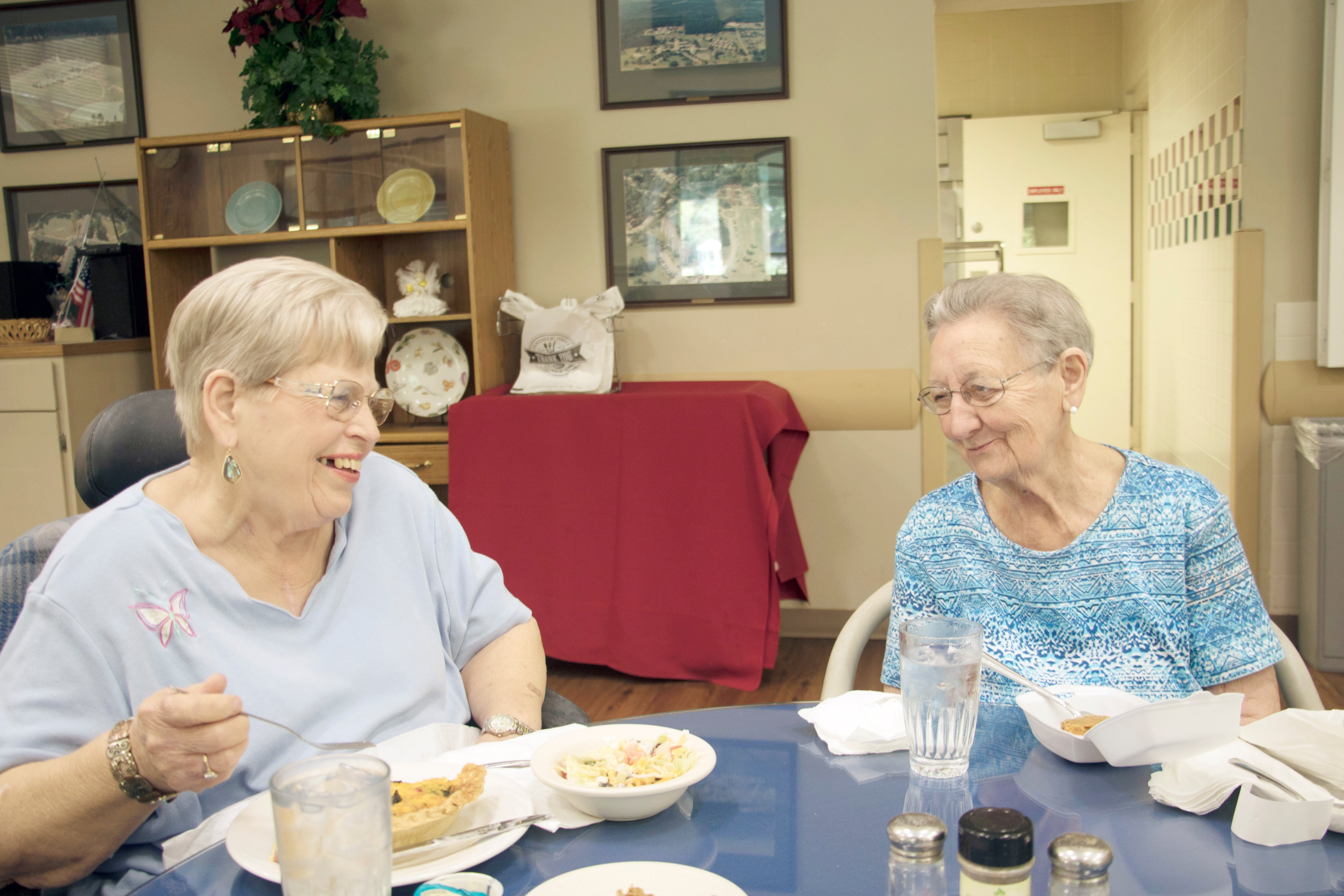assisted senior living in georgia
