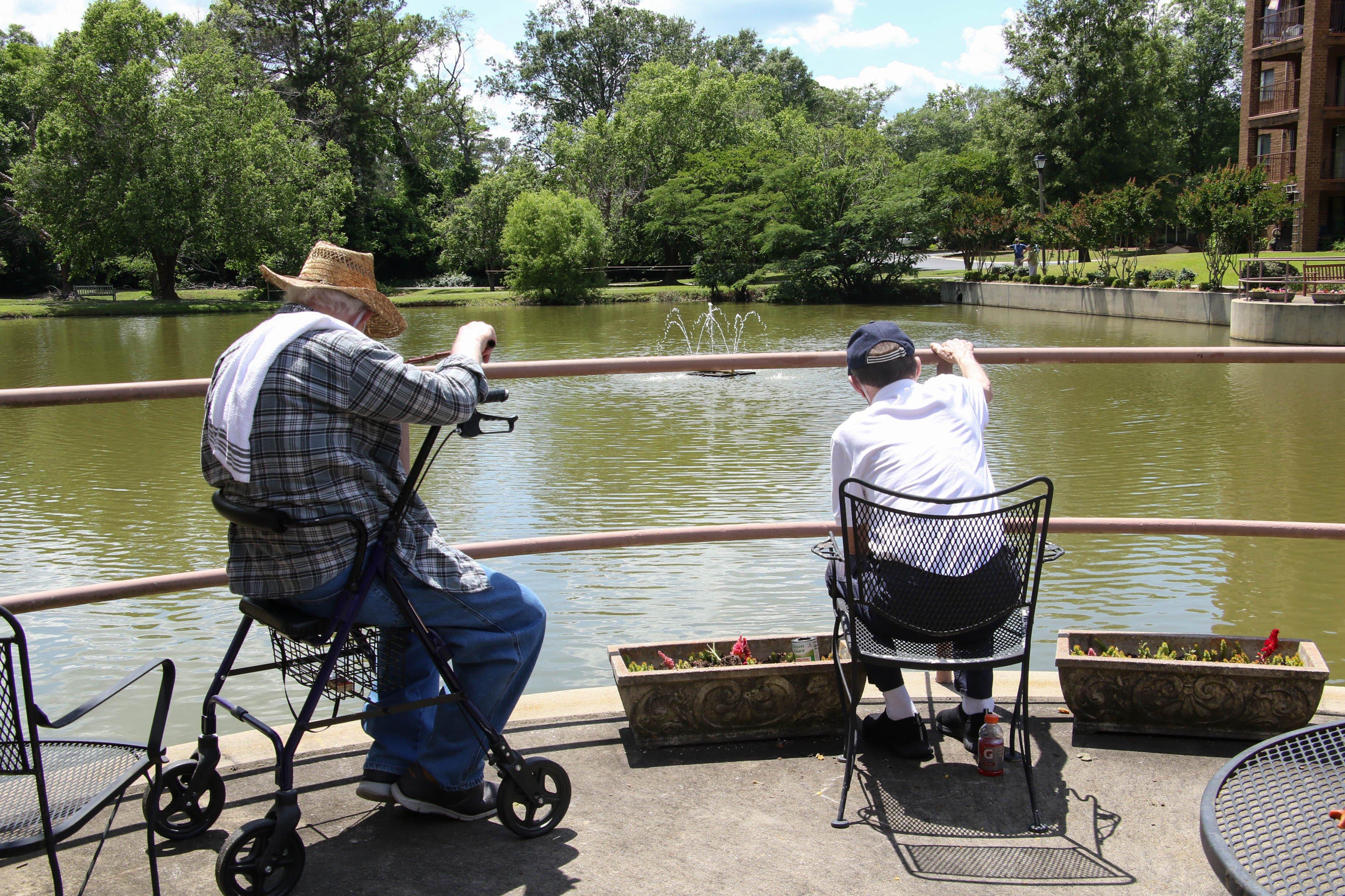 fishing retirement macon