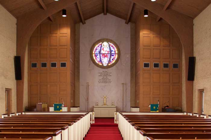 Americus chapel