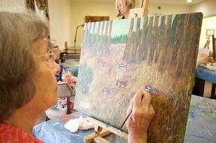 magnolia manor senior assisted living nursing home non profit
