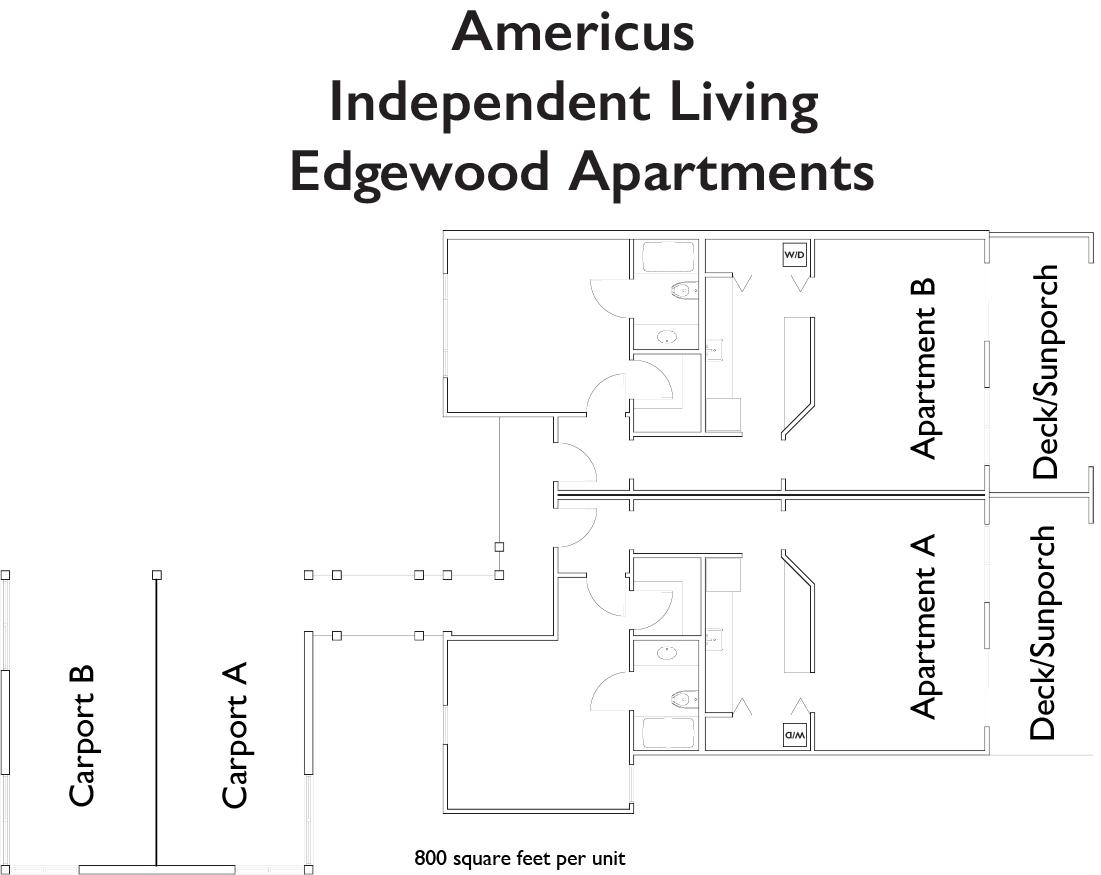 Americus IL EdgewoodApt