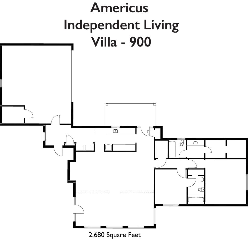 Americus Villas 900 Pope