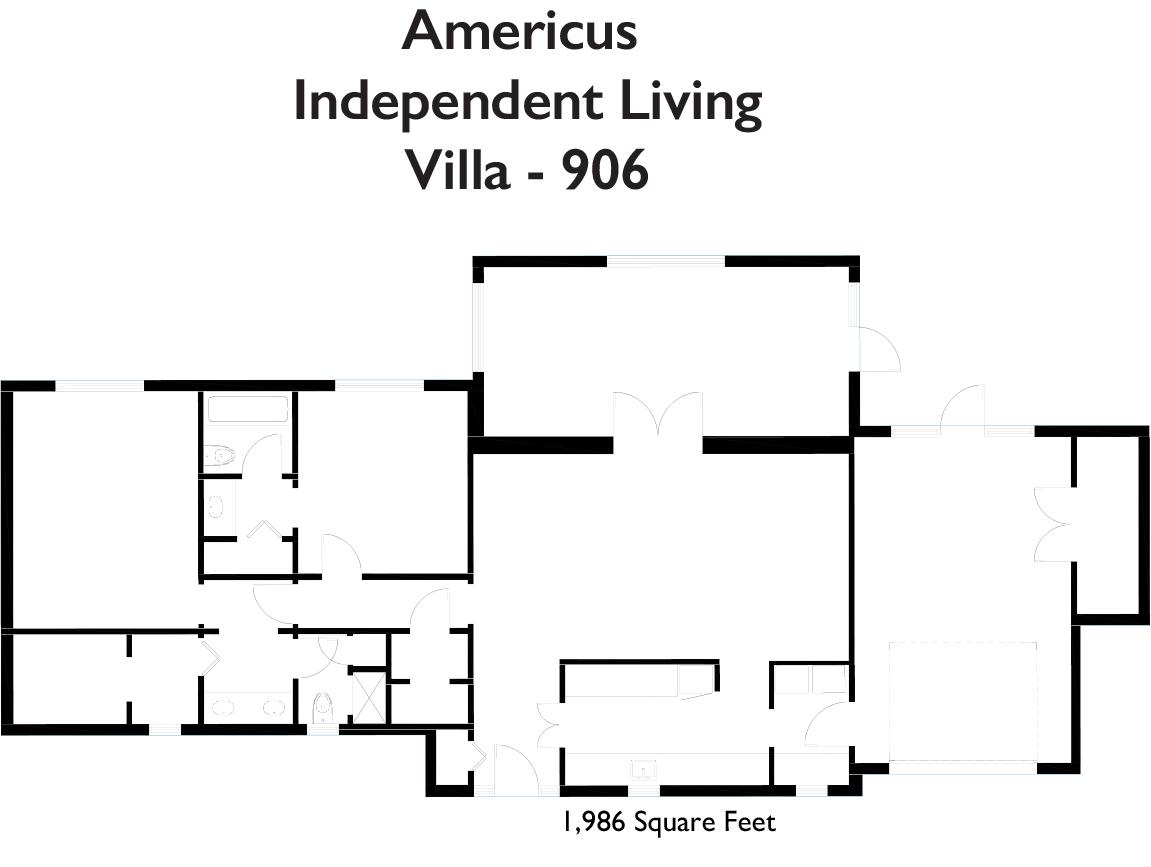 Americus Villas 906