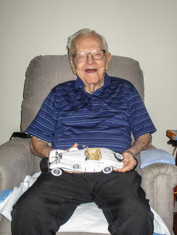 Mr. Albert Hochwald senior living georgia