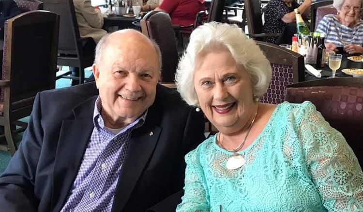 senior living oral health georgia