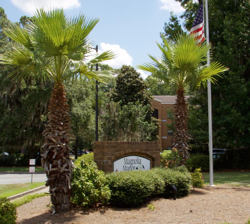 Richmond Hill Front Entrance