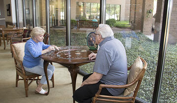 senior living myths