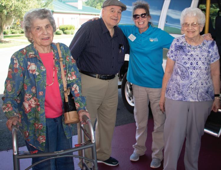 moving into retirement community magnolia manor senior living