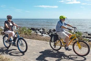 St Simmons_Mckibben Bike Riding residents