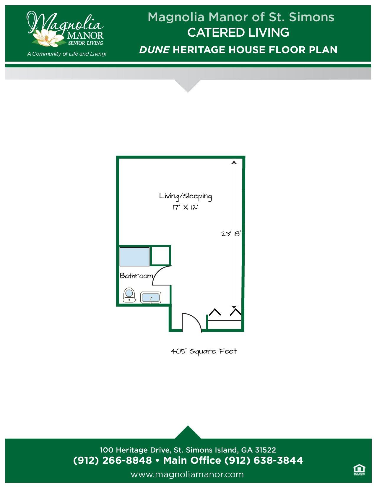 00344 St Simons CC Dune Heritage House Floor Plans 2019-01