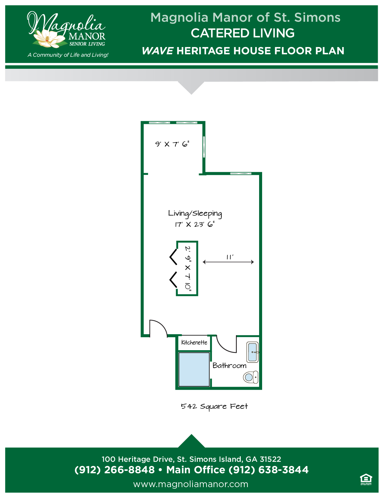 00344 St Simons CC WAVE Heritage House Floor Plans 2019-01