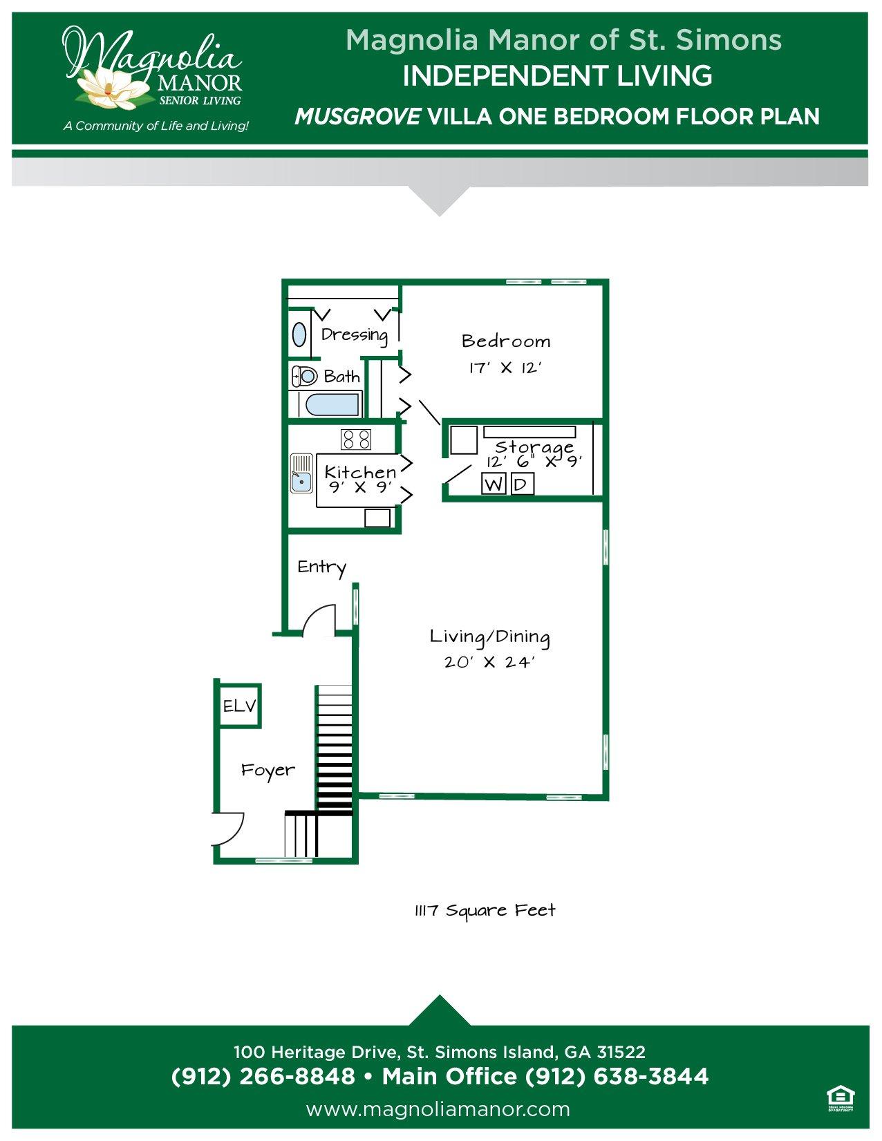 00344 St Simons IL MUSGROVE VILLA Floor Plans 2019-01