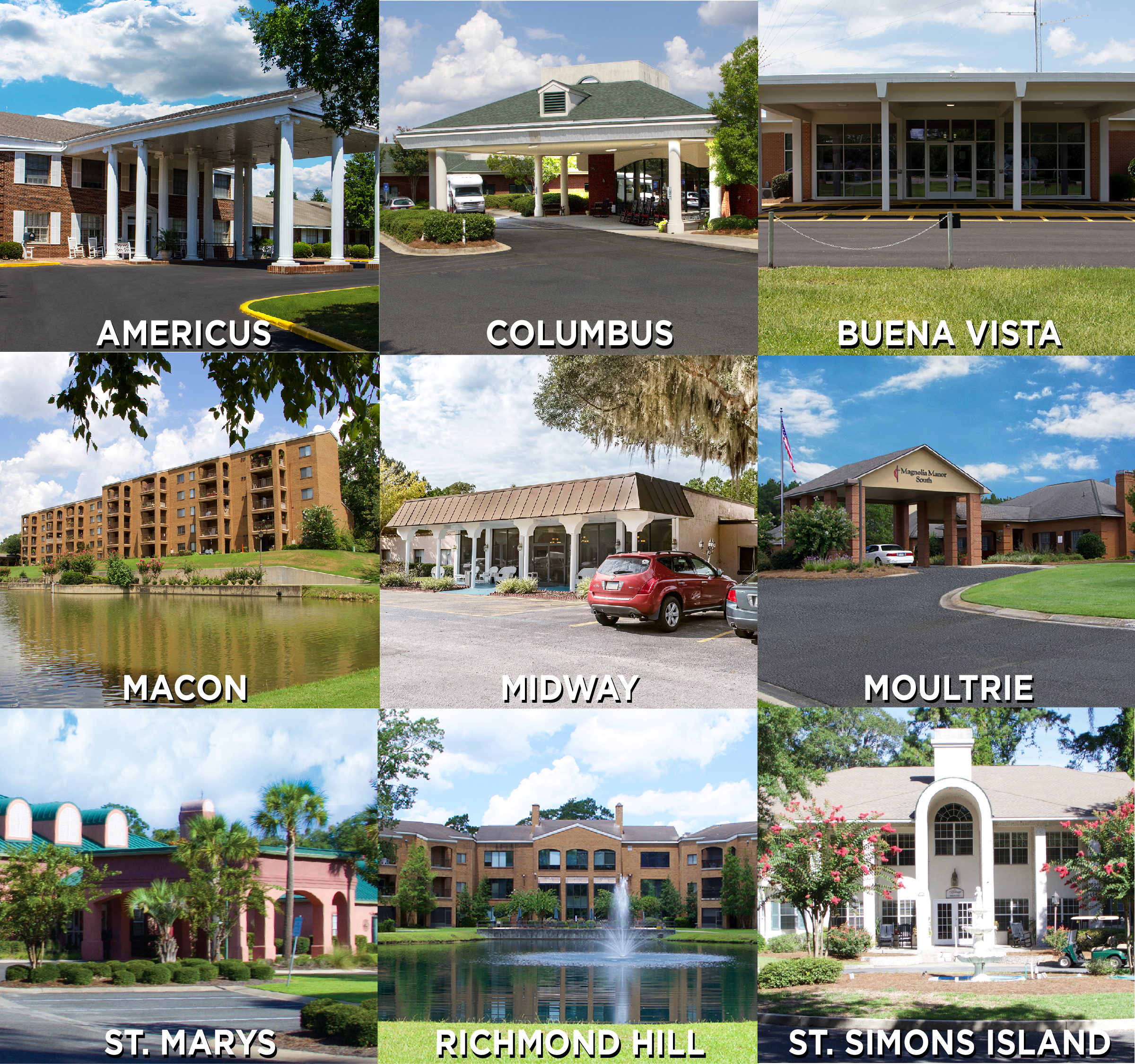 retirement communities in georgia