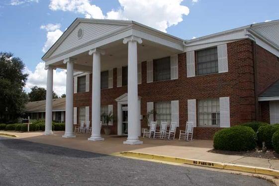 Magnolia Manor Senior living skilled nursing in Americus