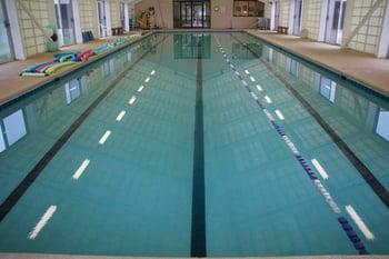senior living retirement community americus pool