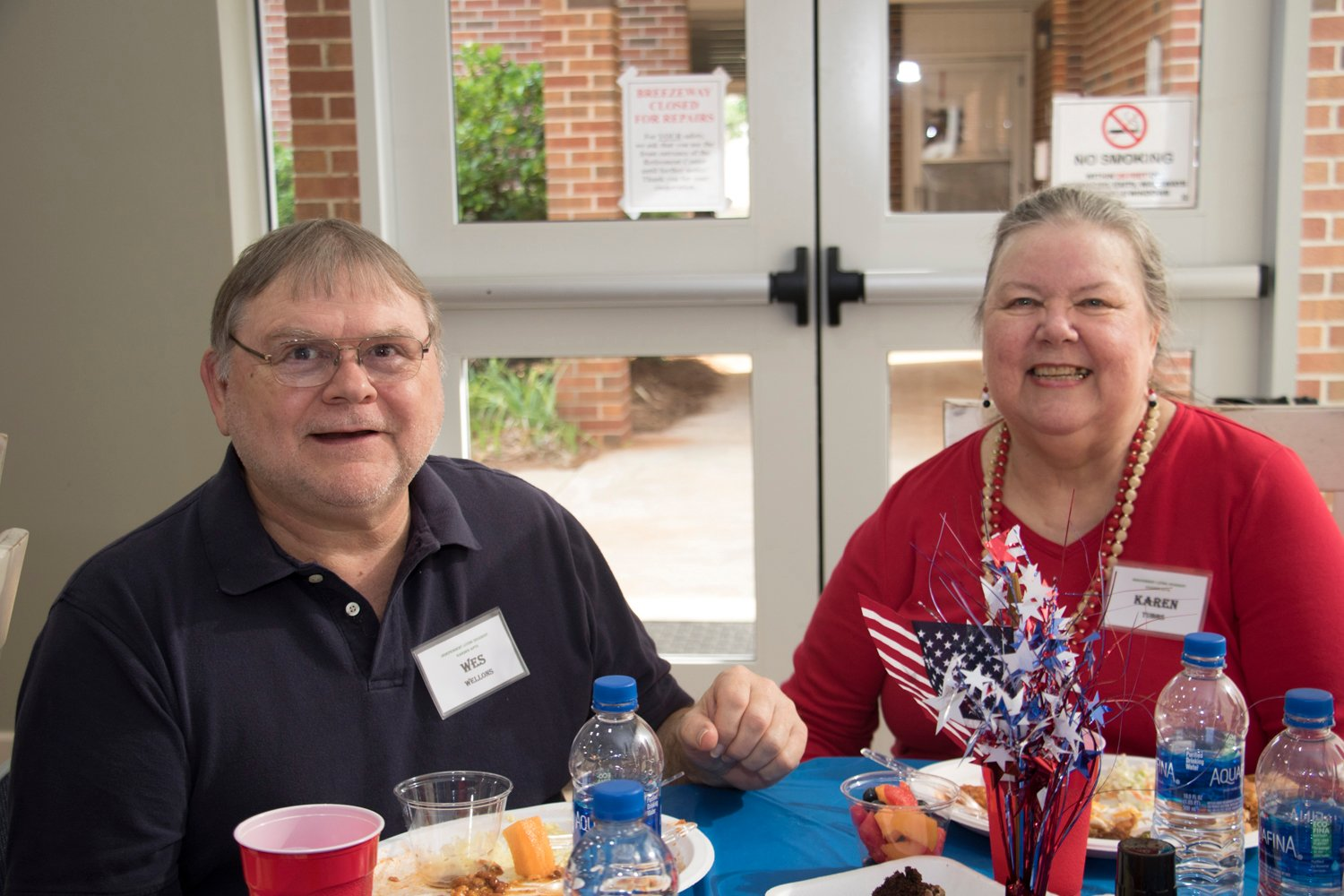 Americus Independent Living Fourth of July