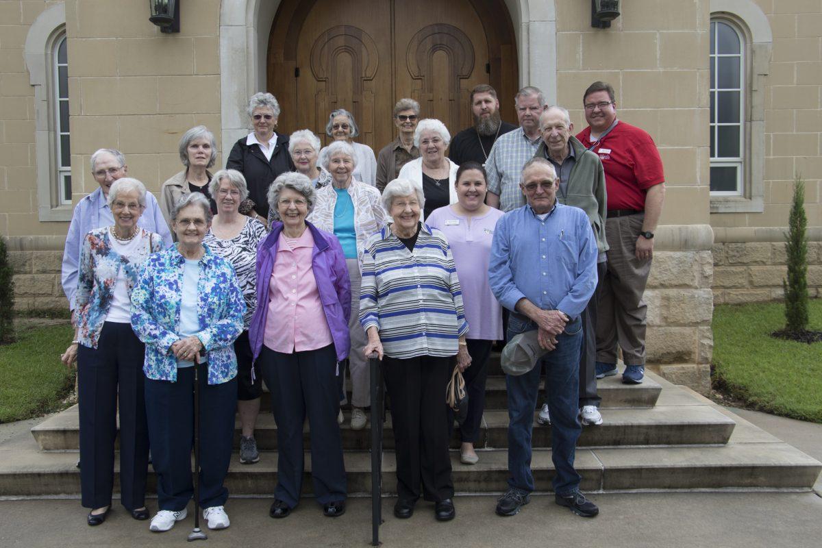 Pastor John's Bible Study Field Trip