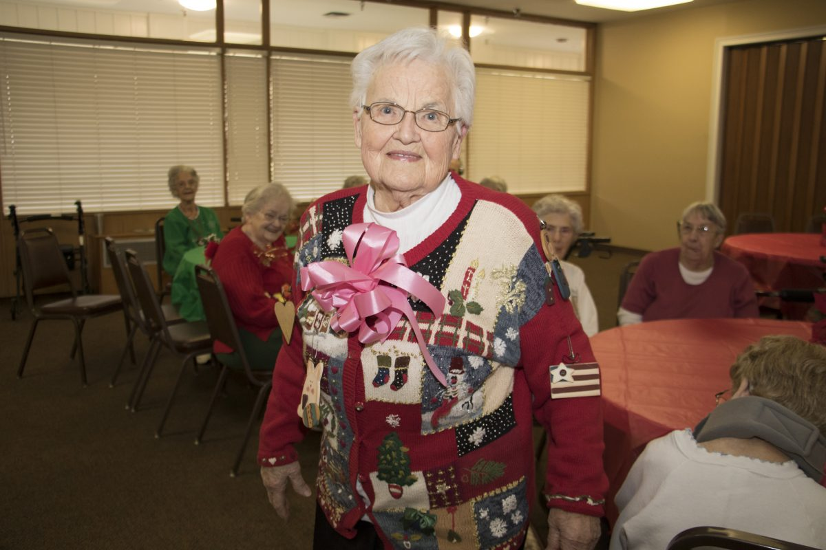Americus Ugly Sweater Party