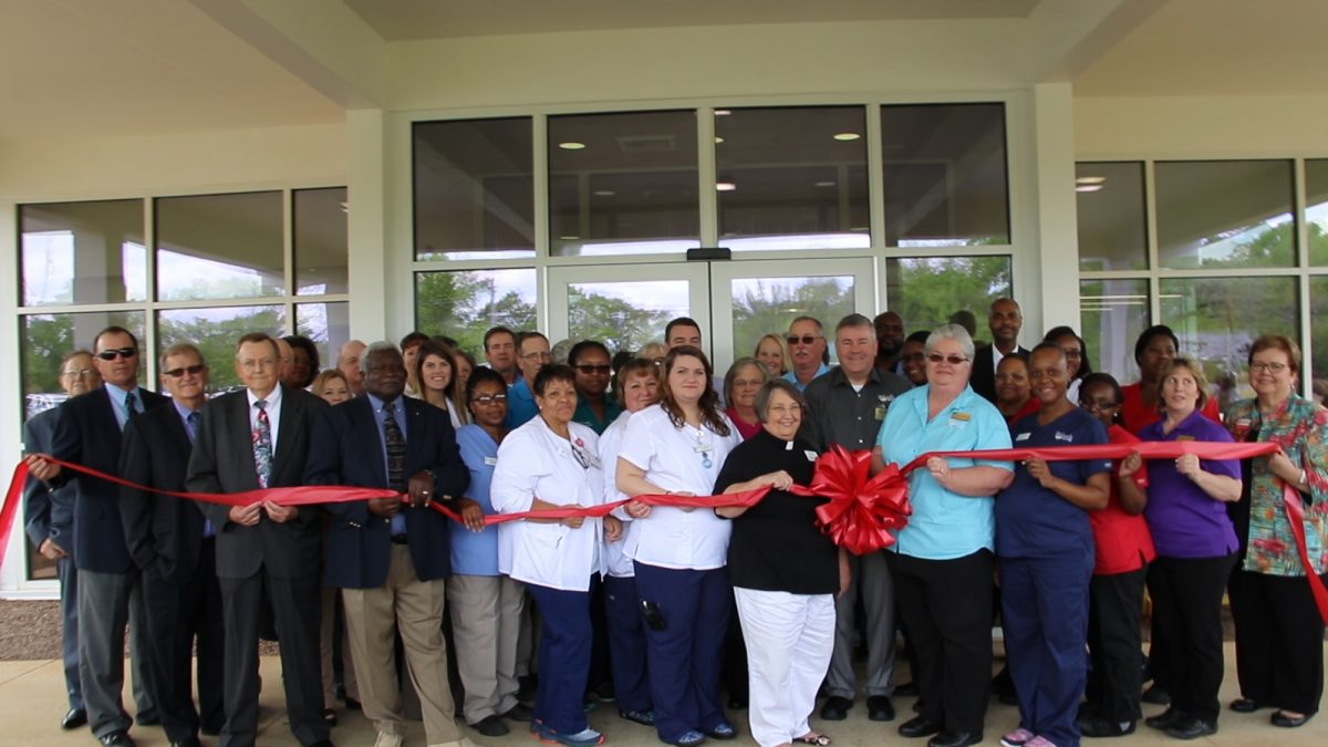 Buena Vista Ribbon Cutting