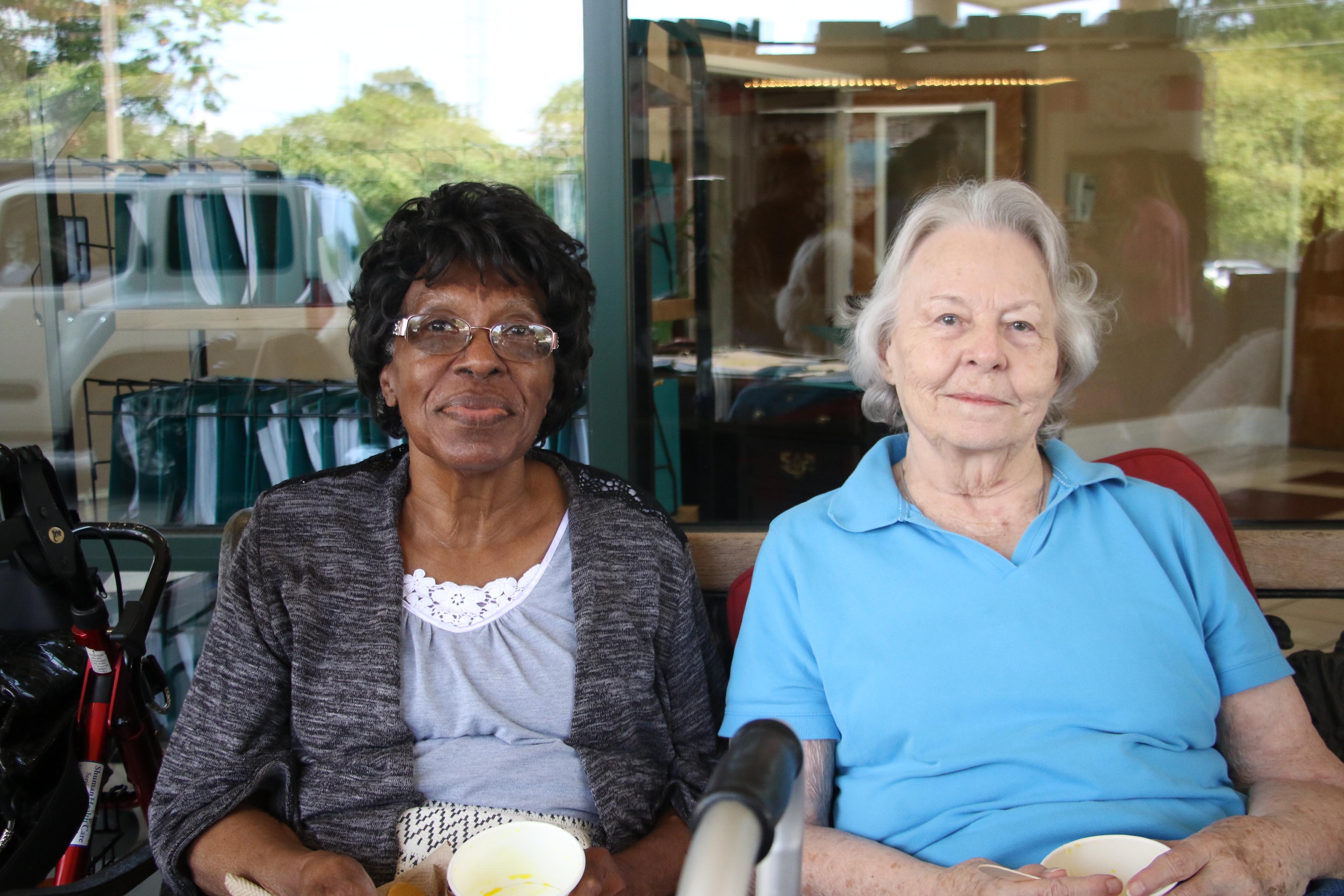 senior living in Georgia
