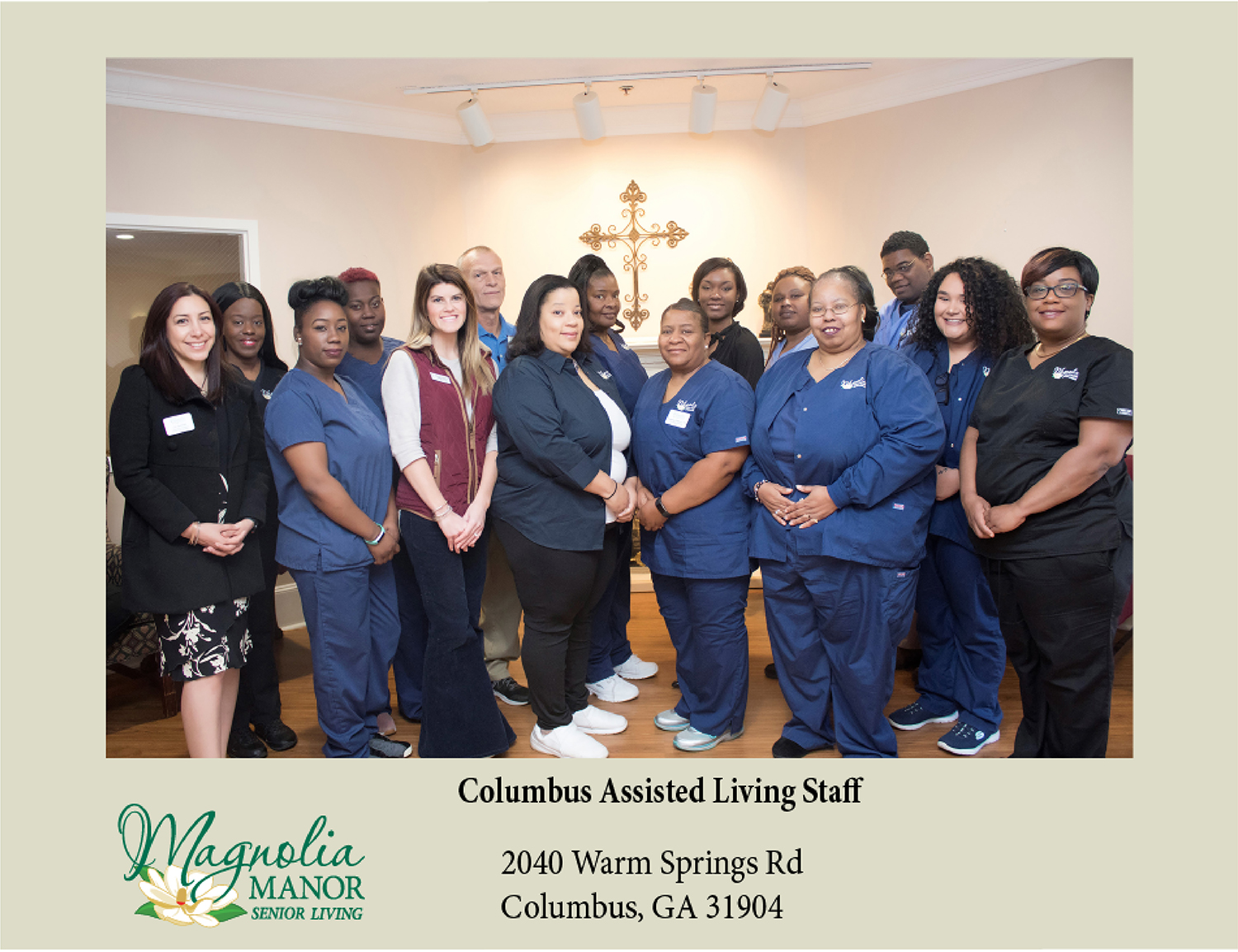 Columbus Assisted Living Staff (2019)