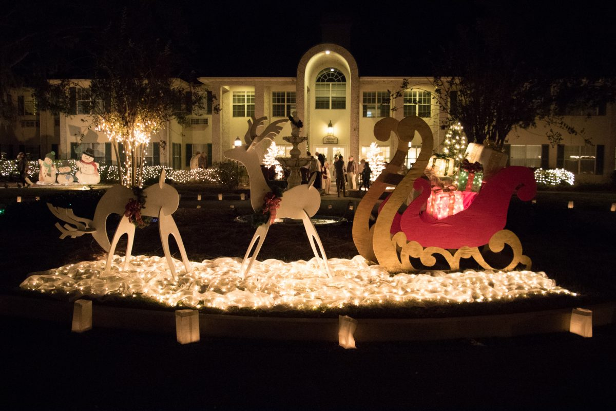 St. Simons Island – Light the Night