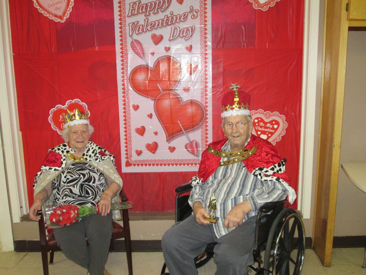 Campus Valentines