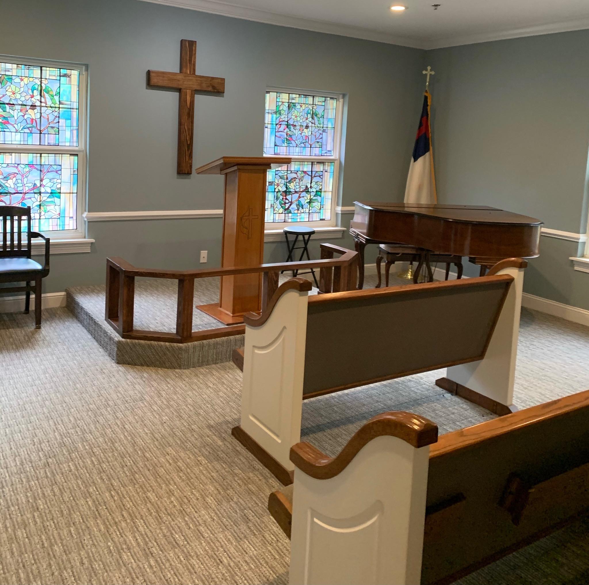 MM SSI AL Chapel
