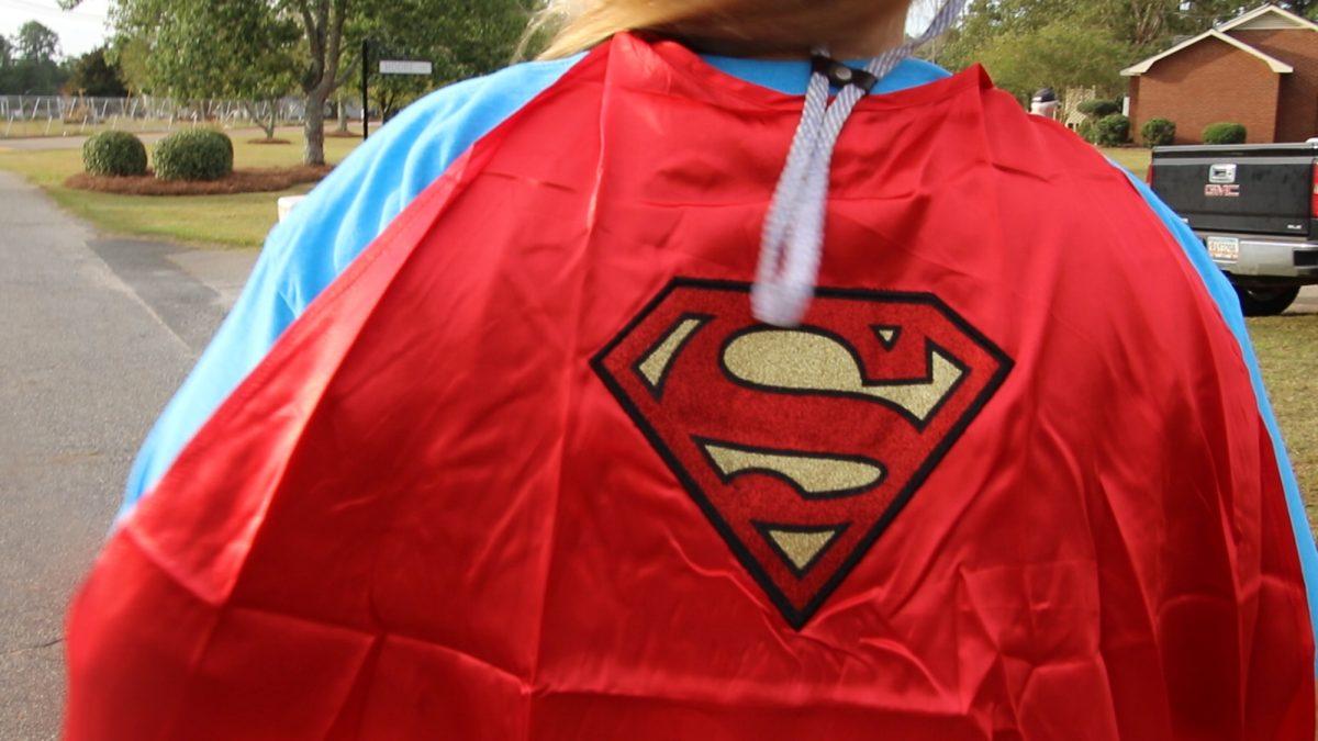 Americus Superhero 2