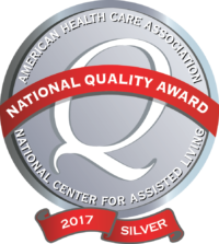 Recipient of 2017 Silver Quality Award