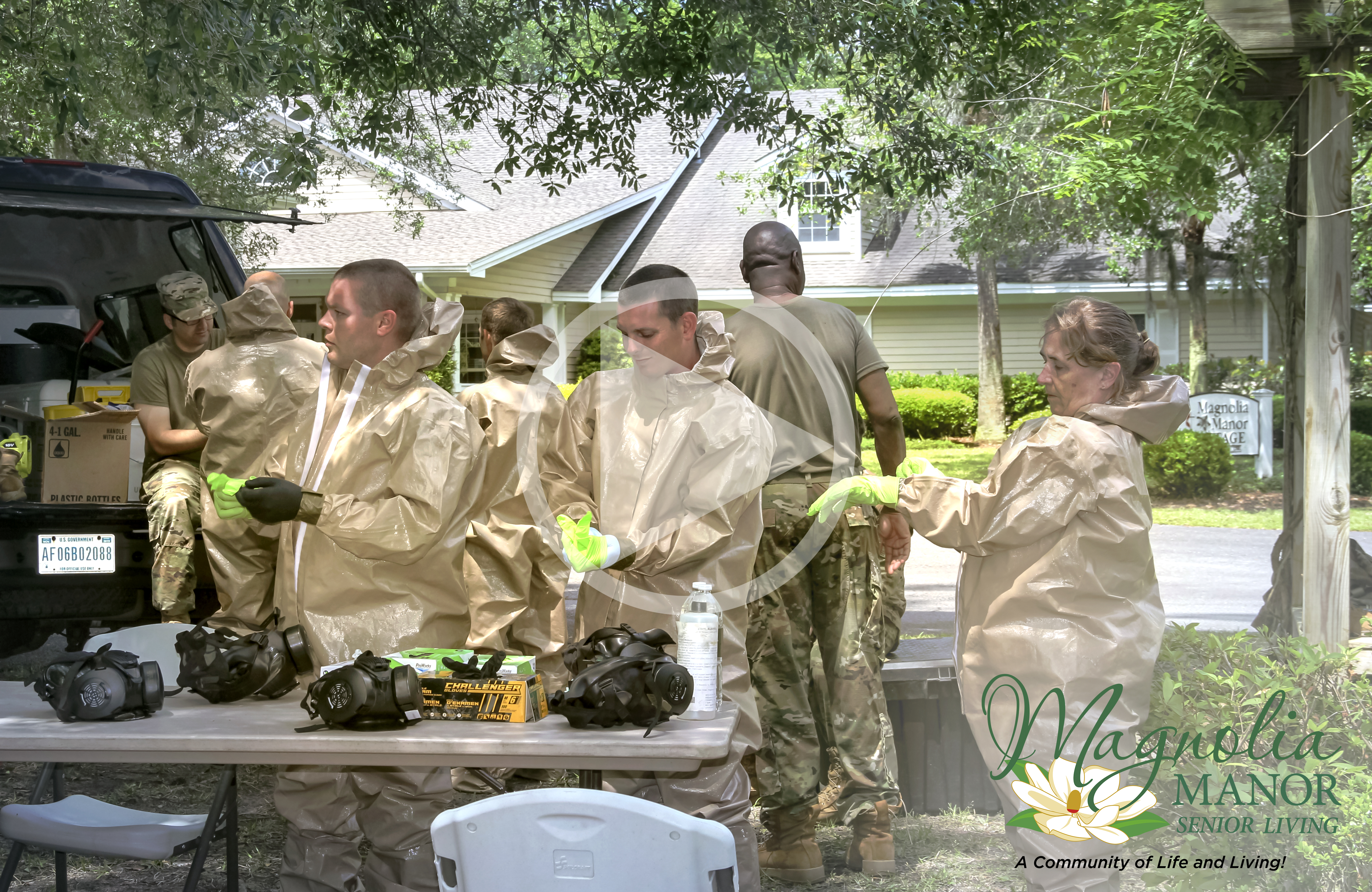 2020 National Guard Help Hand