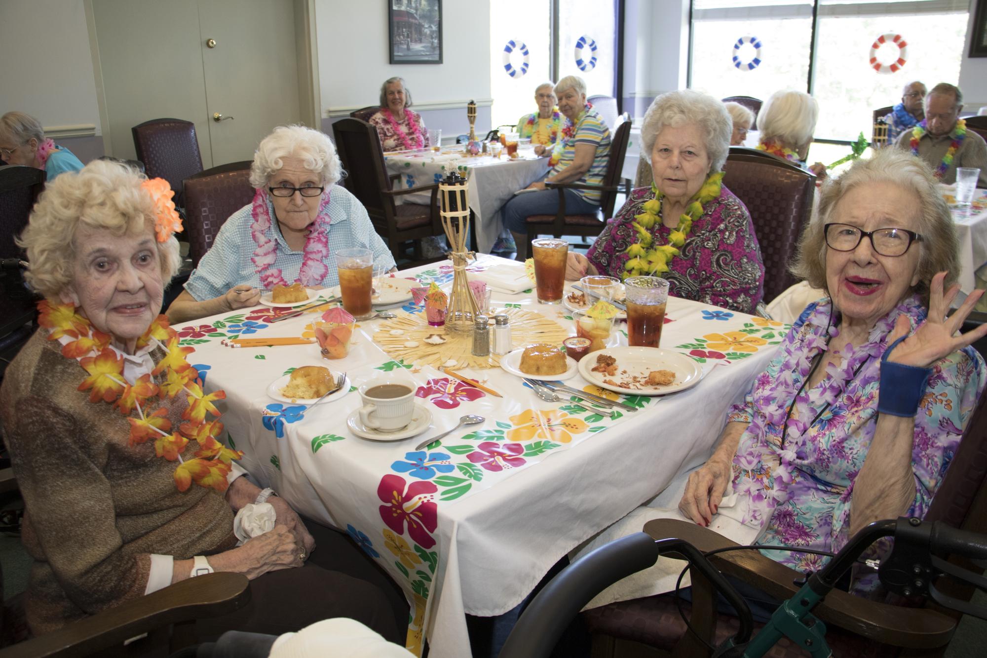 senior living richmond hill