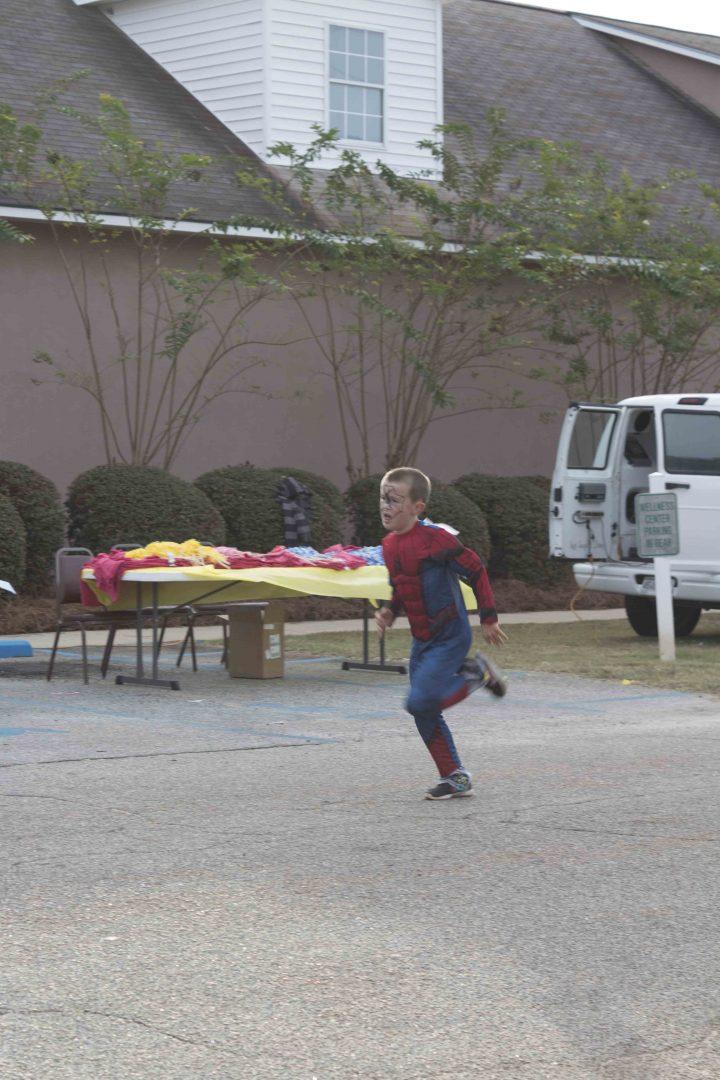 Americus Superhero 5k
